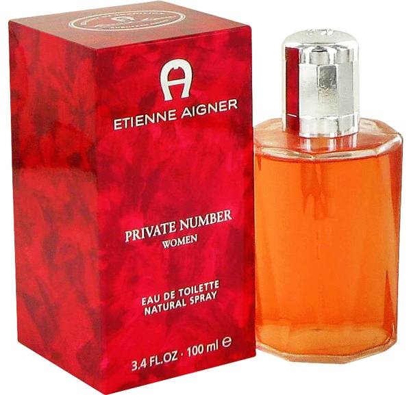 Private Number Perfume
