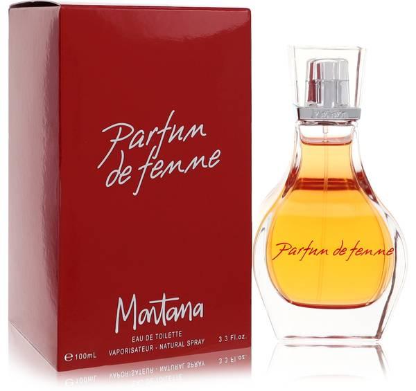 Montana Parfum De Femme Perfume