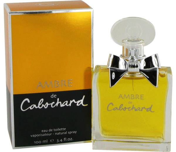 ambre de cabochard perfume for women by parfums gres. Black Bedroom Furniture Sets. Home Design Ideas
