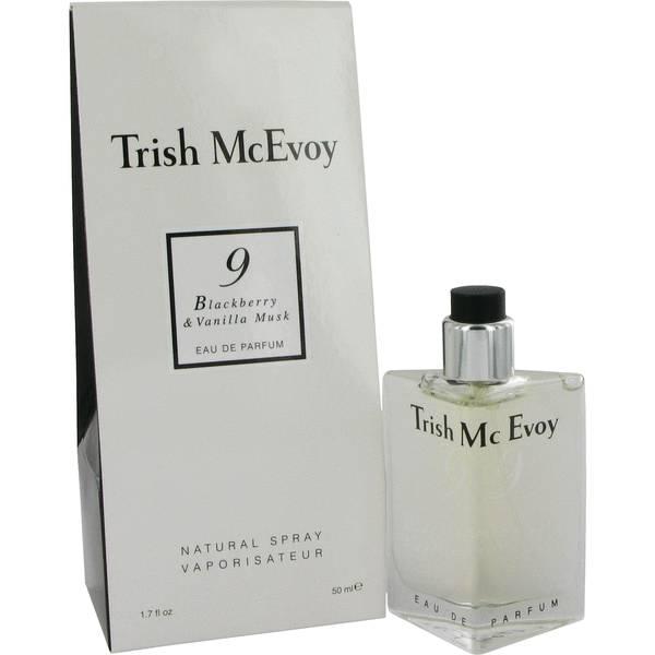 Trish Mcevoy 9 Blackberry & Vanilla Musk Perfume