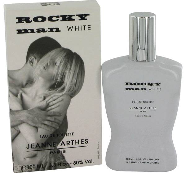 Rocky Man White Cologne