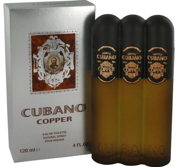 Cubano Copper Cologne