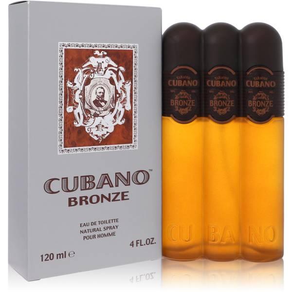 Cubano Bronze Cologne