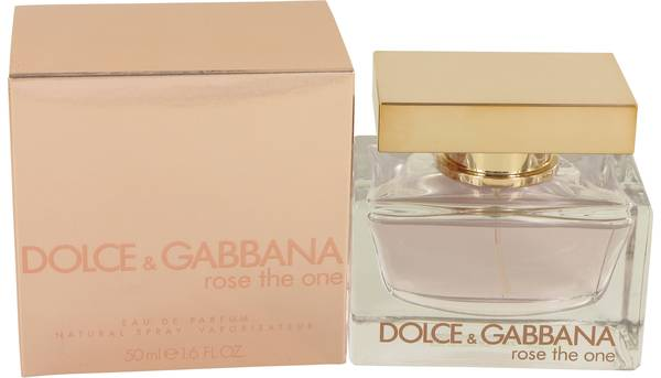 74f93291baac Rose The One Perfume by Dolce & Gabbana | FragranceX.com