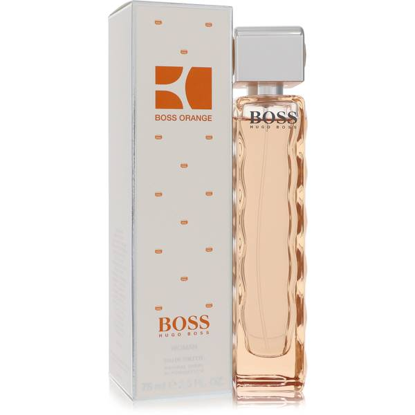 hugo boss woman perfume