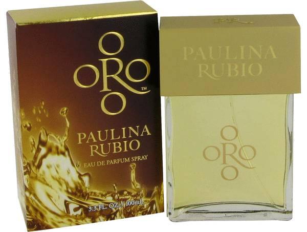 Oro Paulina Rubio Perfume