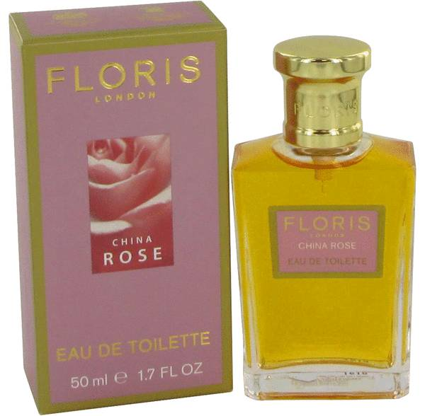 Floris China Rose Perfume