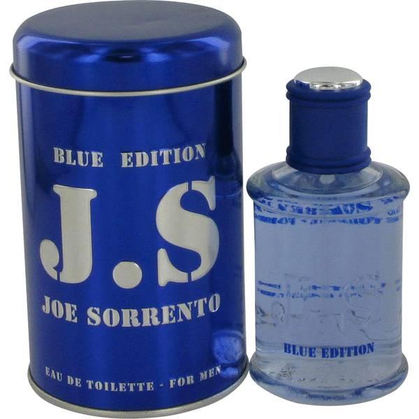 Joe Sorrento Blue Cologne