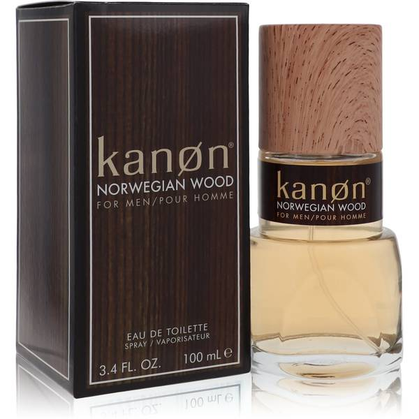 Kanon Norwegian Wood Cologne