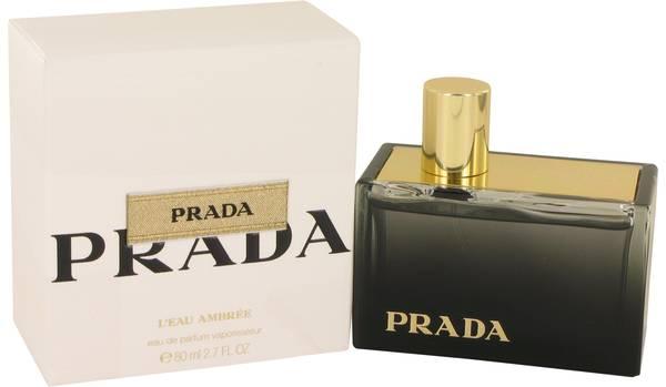 Prada L'eau Ambree Perfume