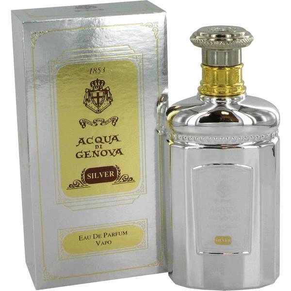 Acqua Di Genova Silver Cologne