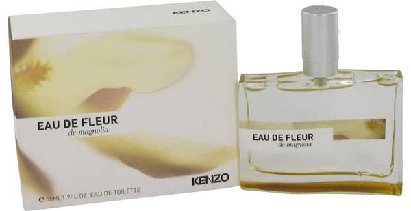 Kenzo Eau De Fleurs Magnolia Perfume