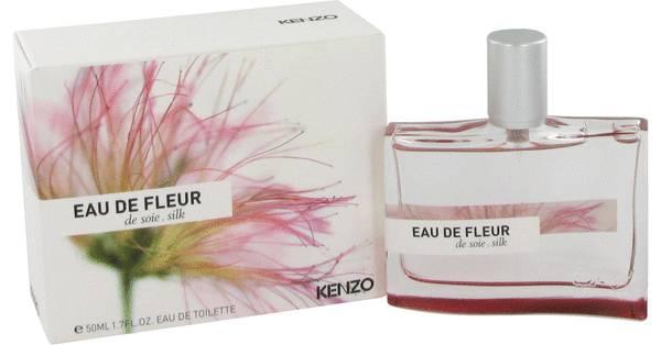 Kenzo Eau De Fleurs Silk Perfume