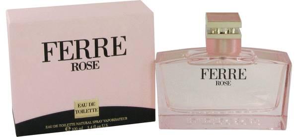 Ferre Rose Perfume