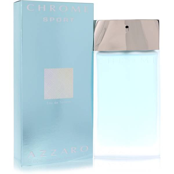 Chrome Sport Cologne