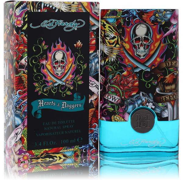 Ed Hardy Hearts & Daggers Cologne
