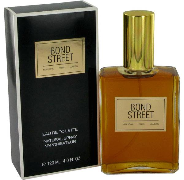 Bond Street Perfume