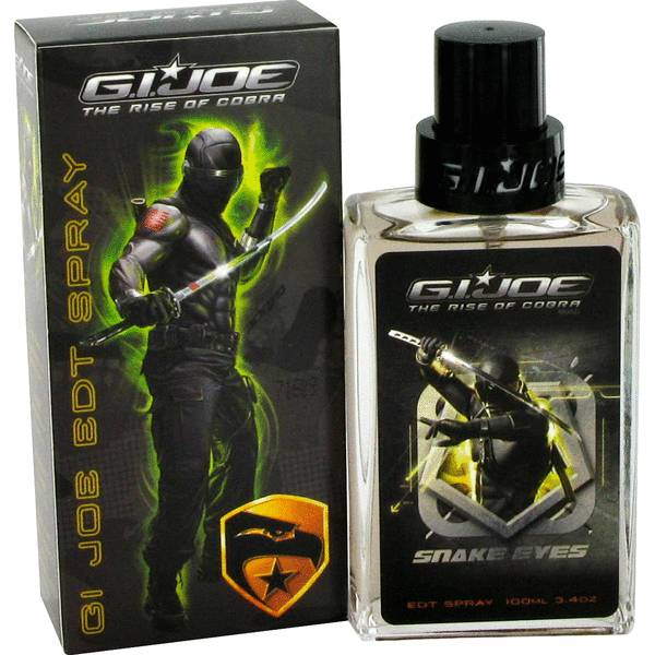 Gi Joe Cologne