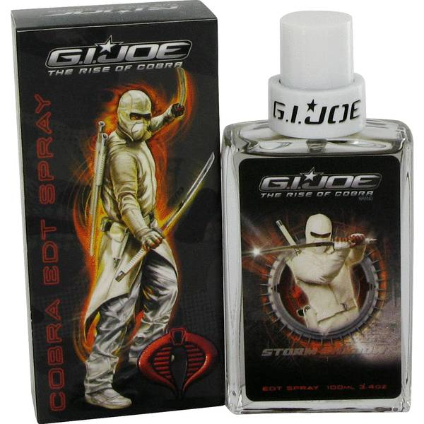 Gi Joe Cobra Cologne