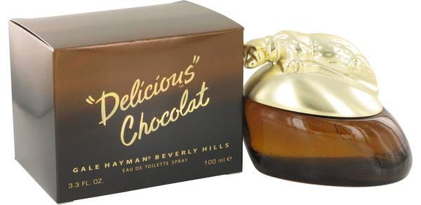 Delicious Chocolat Perfume