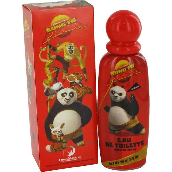 Kung Fu Panda Perfume