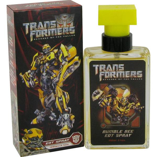 Transformers Bumblebee Cologne