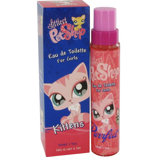 Littlest Pet Shop Kittens Perfume