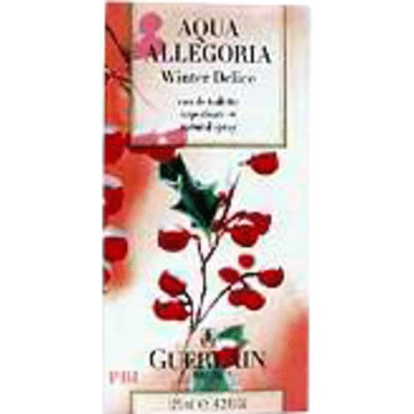 Aqua Allegoria Winter Delice Perfume
