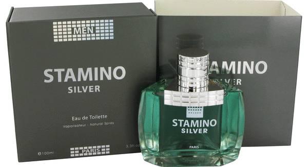 Stamino Silver Cologne
