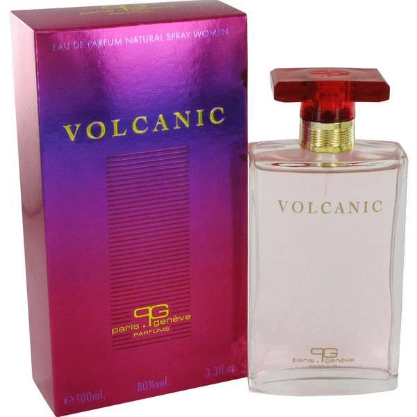 Volcanic Perfume