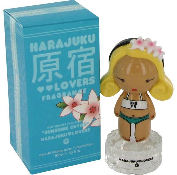 Harajuku Lovers Sunshine Cuties G Perfume For Women By