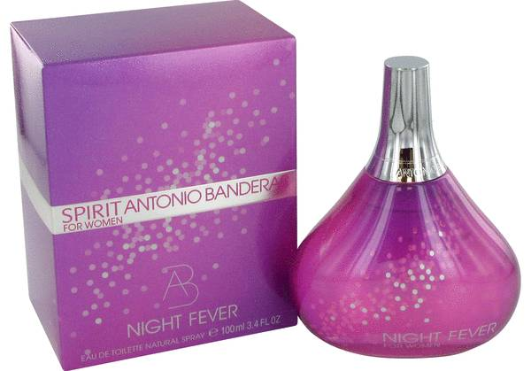 Spirit Night Fever Perfume