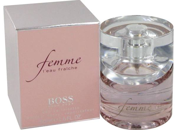 Boss Femme Leau Fraiche Perfume By Hugo Boss Fragrancexcom