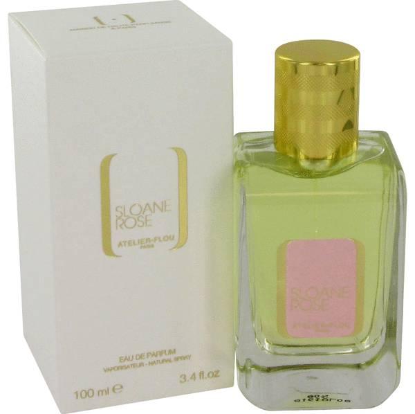 Sloane Rose Perfume