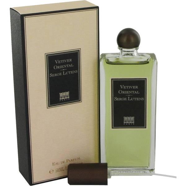 Vetiver Oriental Perfume