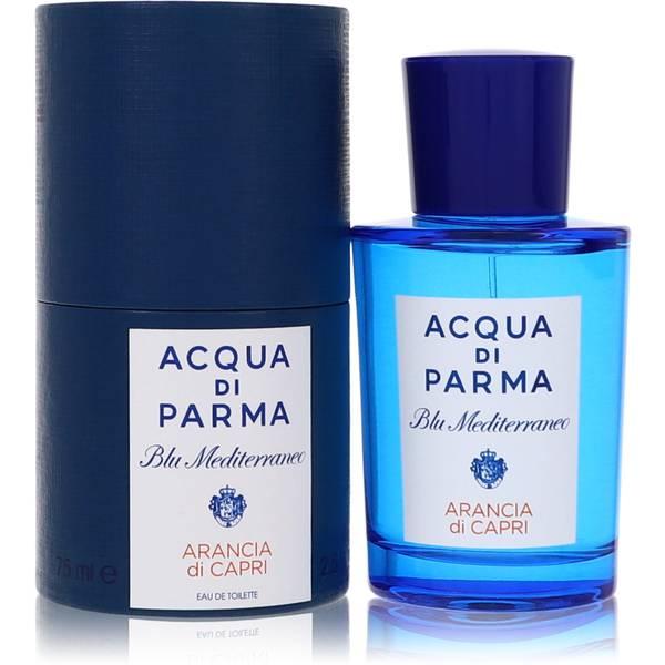 Blu Mediterraneo Arancia Di Capri Perfume