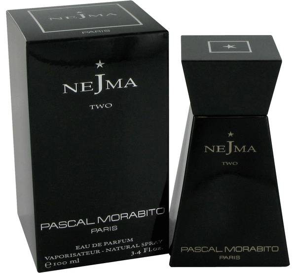 Nejma Aoud Two Cologne