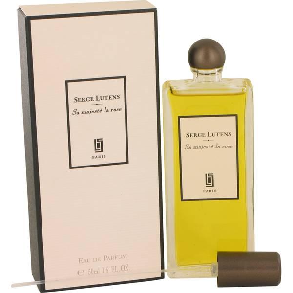 Sa Majeste La Rose Perfume