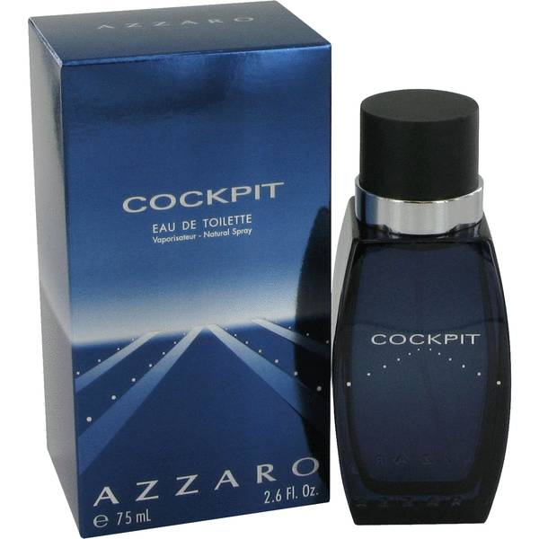 Azzaro Cockpit Cologne
