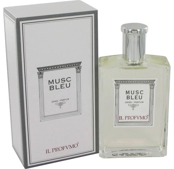 Musc Bleu Perfume