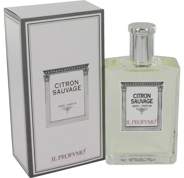 Citron Sauvage Perfume
