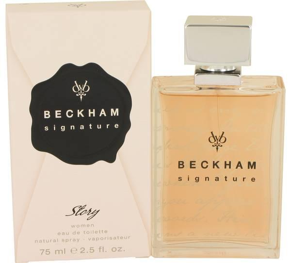 David Beckham Signature Story Perfume