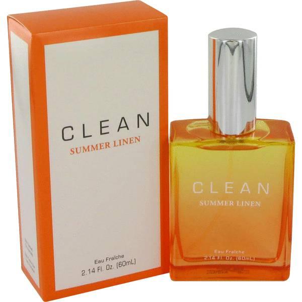 Clean Summer Linen Perfume