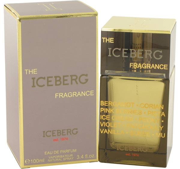 The Iceberg Fragrance Perfume