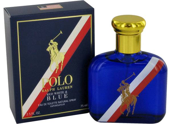 Polo Red White & Blue Cologne