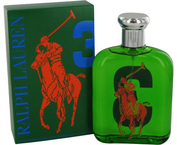 Big Pony Green Cologne