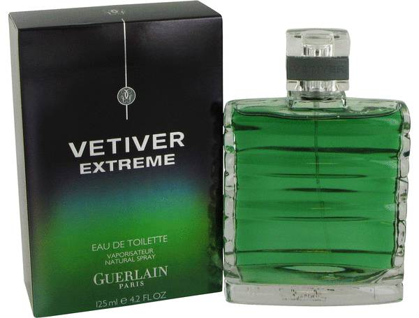 Vetiver Extreme Cologne