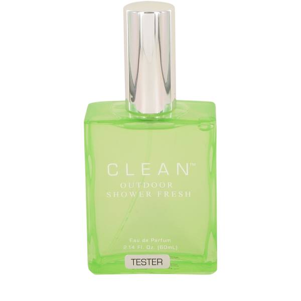 Clean Outdoor Shower Fresh Perfume