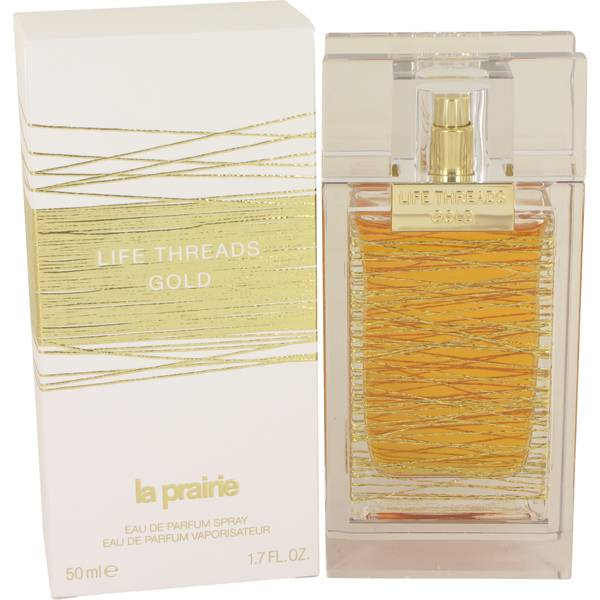 Life Threads Gold Perfume