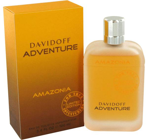Davidoff Adventure Amazonia Cologne